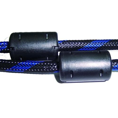 一. 專為延長HDMI設計.導線雙絞阻抗匹配工藝,最大程度減少信號交叉確保無錯傳輸。二. 支援720P、1080i、1080P數位高清格式。採用PVC絕緣、抗磨損、柔軔性強;屏蔽,極好的 抗電磁干