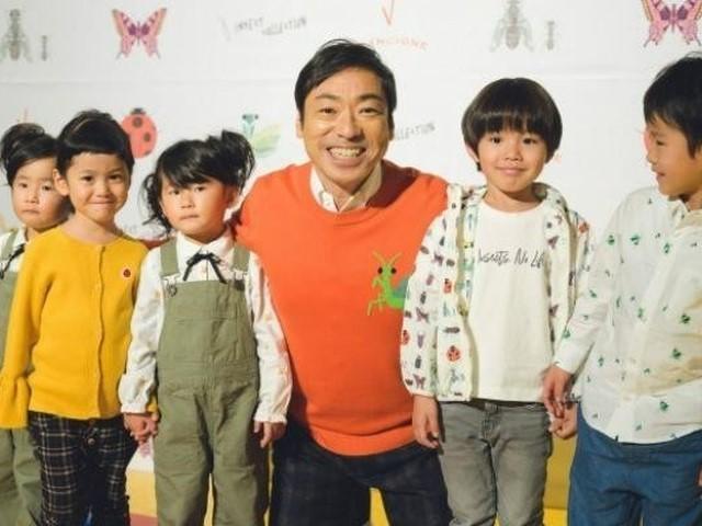 a90dcf29890f2d 香川照之プロデュースの「昆虫服」! 親子で「虫コーデ」はいかが? (ベビーカレンダー)