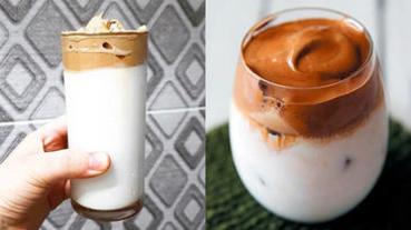 多一下少一下都不行!韓國爆紅「400次咖啡」綿密奶泡超夢幻,在家就能DIY!