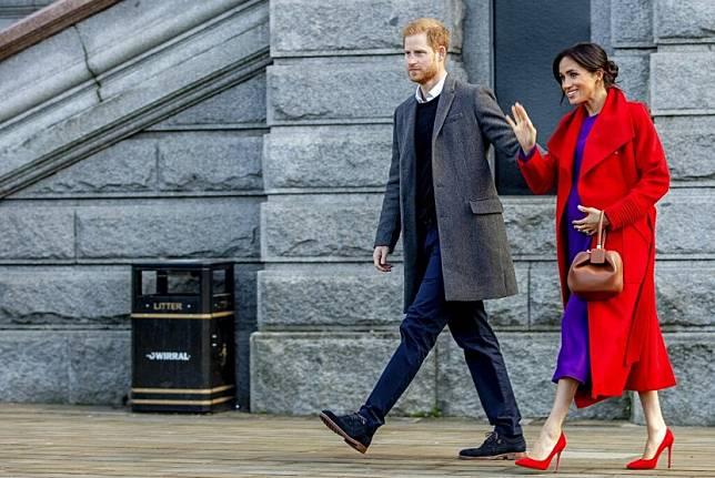 Meghan-Harry dilaporkan ikut dukung kampanye 'Stop Hate For Profit' (Foto: Pangeran Harry dan Meghan Markle)