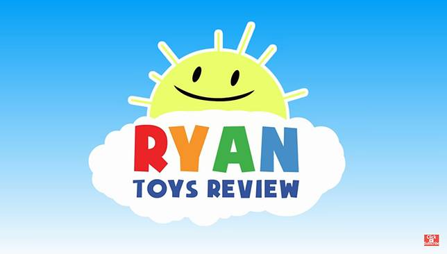 Ryan ToysReview   gambar via channel Ryan ToysReview d6fb0ad281