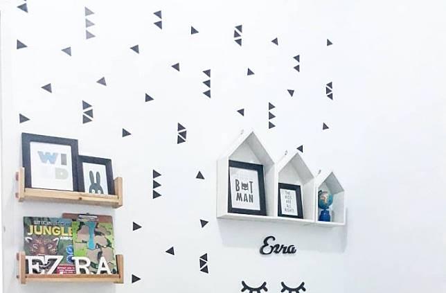 Ceria Dengan Warna Monokrom di Kamar Anak Laki-Laki! Tiru Inspirasinya
