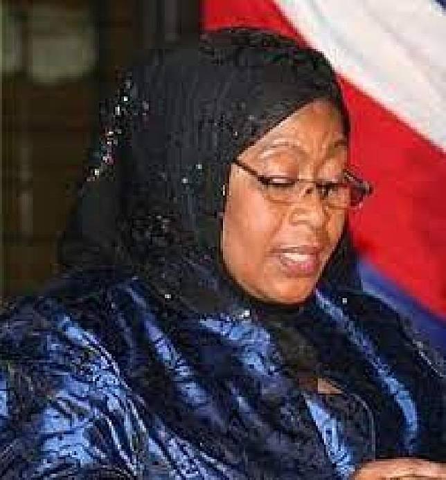 Samia Suluhu Hassan, 61 tahun, menjadi Presiden perempuan pertama Tanzania. Sumber: en.wikipedia.org