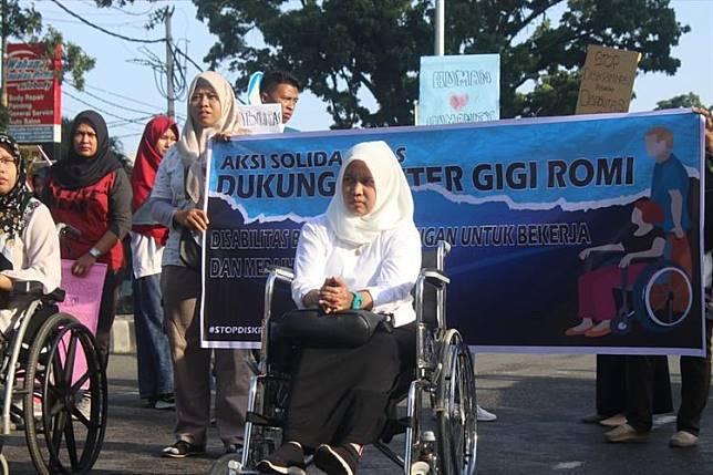 drg Romi (Dok: LBH Padang)
