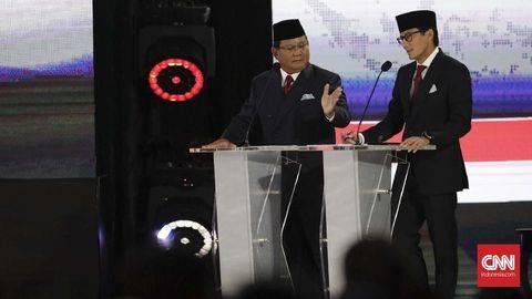 Prabowo Sindir Presiden Sebelum Jokowi Menjadi Petinggi Demokrat WO