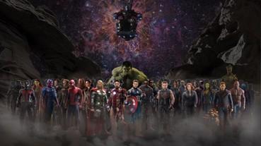【英雄特輯】《復仇者聯盟 3》 67 個英雄大集合!漫威將開拍的 4 部電影續集