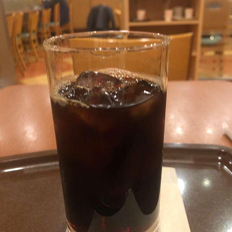 ユーザーが投稿したアイスコーヒーの写真 - カフェ ベローチェ 新宿三丁目店,カフェ ベローチェ シンジュクサンチョウメテン(新宿/カフェ)