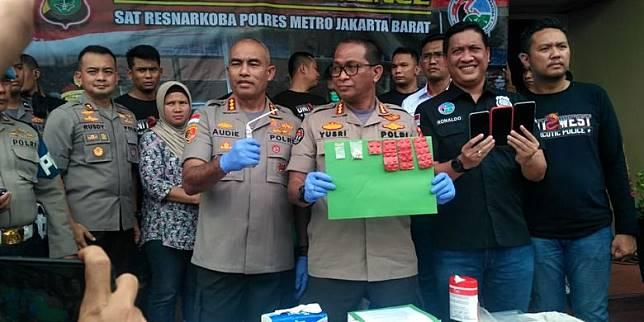 Dok. Humas Polres Jakarta Barat