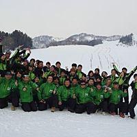 戸狩スキー学校
