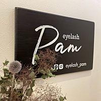 eyelash pam