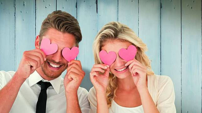 Ilustrasi pasangan bahagia. [shutterstock]