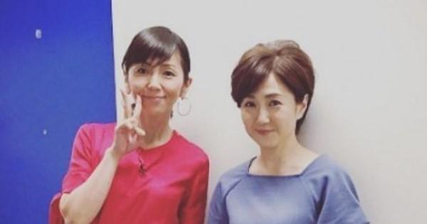 43f8e56d2976 渡辺満里奈&生稲晃子の2ショットにおニャン子ファン歓喜 - LINE NEWS