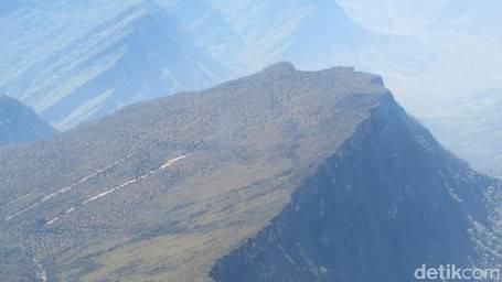 Gunung Tangga Surga di Papua (Afif/detikTravel)