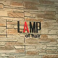 LAMP of hair