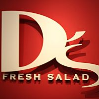fresh salad D's