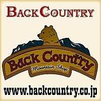 Back-Country穂高