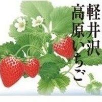 軽井沢ガーデンファームいちご園