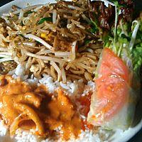 タイの食堂バーツ