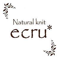 Natural Knit ecru*