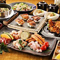 海鮮と本格炭火串焼き鮮〝〜ぜん〜