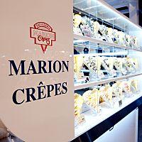 マリオンクレープ赤レンガ倉庫店