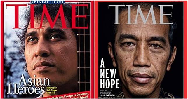 7 Tokoh Indonesia ini tercatat pernah jadi cover majalah TIME