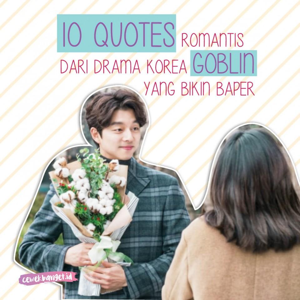 10 Quotes Romantis Dari Drama Korea Goblin Yang Pasti Bikin Baper