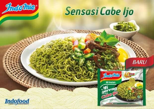 Indomie Goreng Cabe Ijo (Inforial).