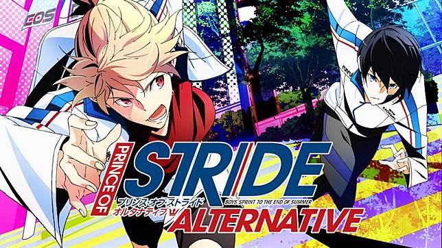 Prince Of Stride Alternative Merupakan Anime Yang Mengusung Tema Olahraga Unik Bernama Sendiri Adalah Ekstrim Di Mana Setiap Tim