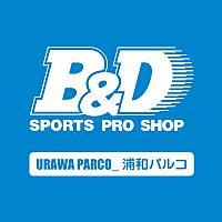B&D 浦和パルコ店