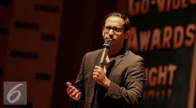 Ditinggal Co-founder, CEO Go-Jek Nadiem Makarim Sedih!
