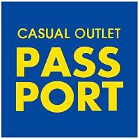 カジュアルアウトレットパスポート