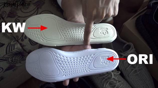 f5ba155c940db 8 Langkah Bedain Sepatu Adidas Yeezy Boost 350 yang Original dan KW