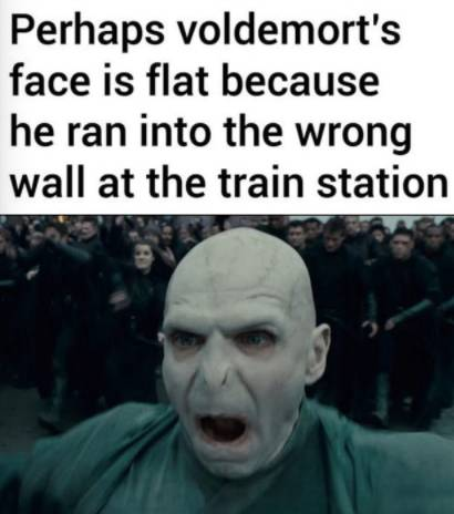 Jokes Receh Harry Potter Ini Mungkin Bikin Kamu Senyum Sendiri