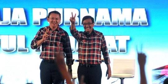 News : Ini Reaksi Ahok Didukung Mantan Ketua KPK Antasari Azhar,
