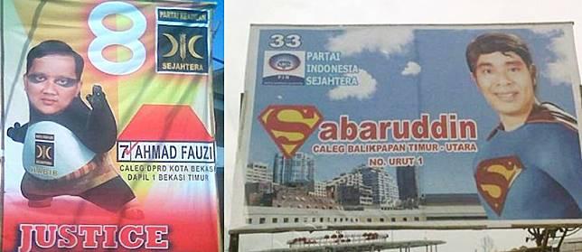 20 Gambar Kampanye Paling Lucu Kocak Dan Unik Di Indonesia