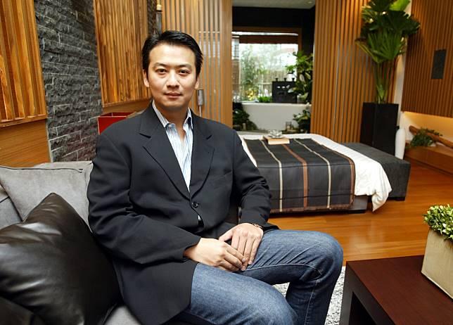 林志玲曾公開認愛的設計師舊愛蘇點忠(圖)。圖/本報資料照片