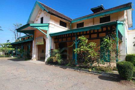 Kuno dan Unik, Arsitektur 8 Stasiun di Pulau Jawa Asli Belanda
