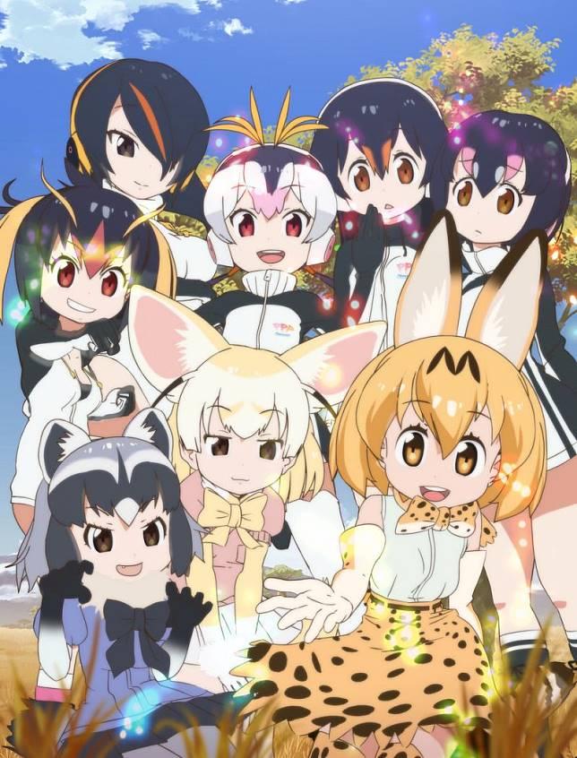 Inilah Fenomena Anime Kemono Friends Yang Meledak Di Jepang