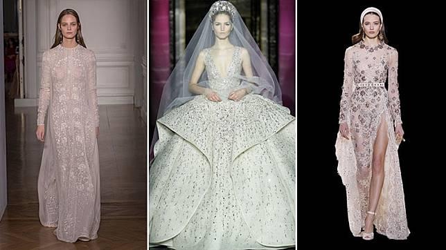 5 Gaun Pengantin Ini Disinyalir Akan Bersaing Ketat di Tahun 2017, yang Terakhir Casual Banget!