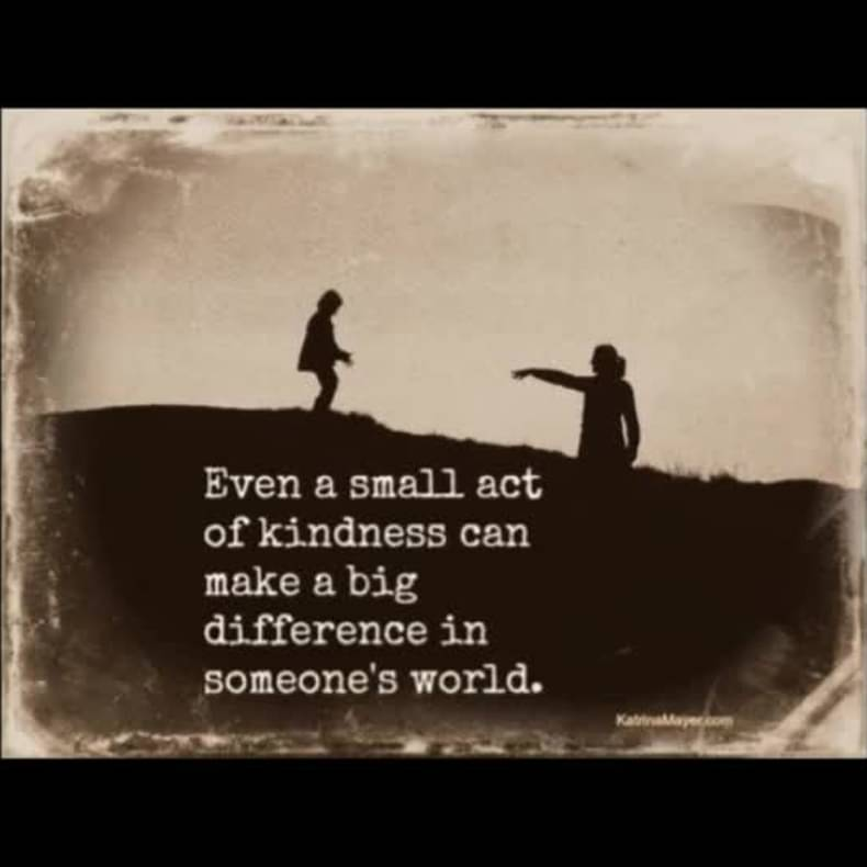 short essay on act of kindness Not only does one experience a sensation of relief and joy whenever performing an act of kindness hero essay, essay about family] 578 words (17 pages) good essays.