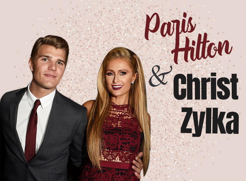 Người thừa kế 36 tuổi từng trải qua 23 mối tình trước khi lên xe hoa cùng  diễn viên điển trai Chris Zylka.