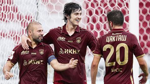 Đặc biệt, trên sân nhà, họ thắng 4, hòa 1 ở 4 trận gần nhất tại giải đấu số  1 nước Nga. Đón tiếp Spartak Moscow đêm nay, Rubin Kazan có đội ...