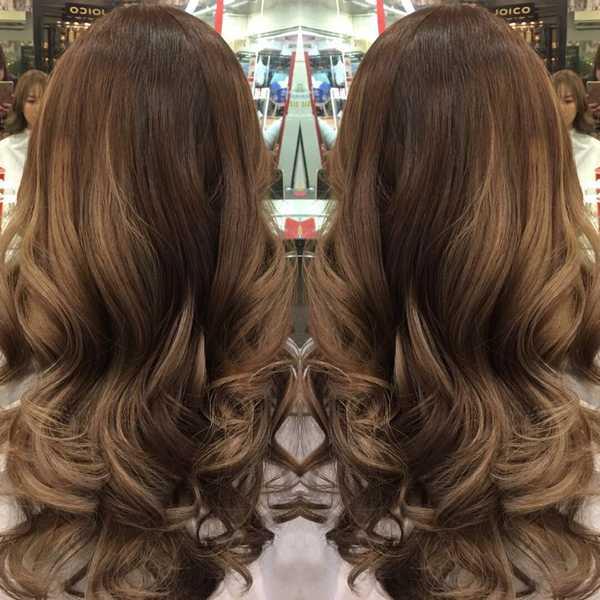 Bí quyết chọn màu nhuộm tóc đẹp nhất đón tết 2019 - 2020