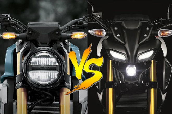 Yamaha MT-15 giá 57 triệu đồng chưa thuế